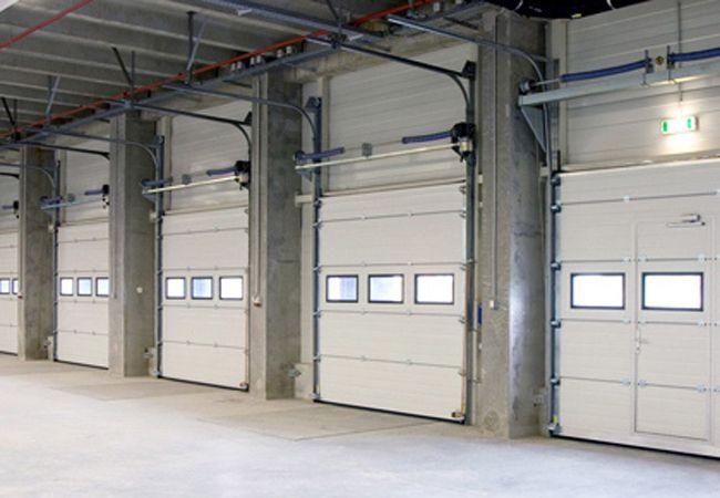Automatizaci n de puertas en carabanchel madrid tipos de - Automatizacion de puertas ...
