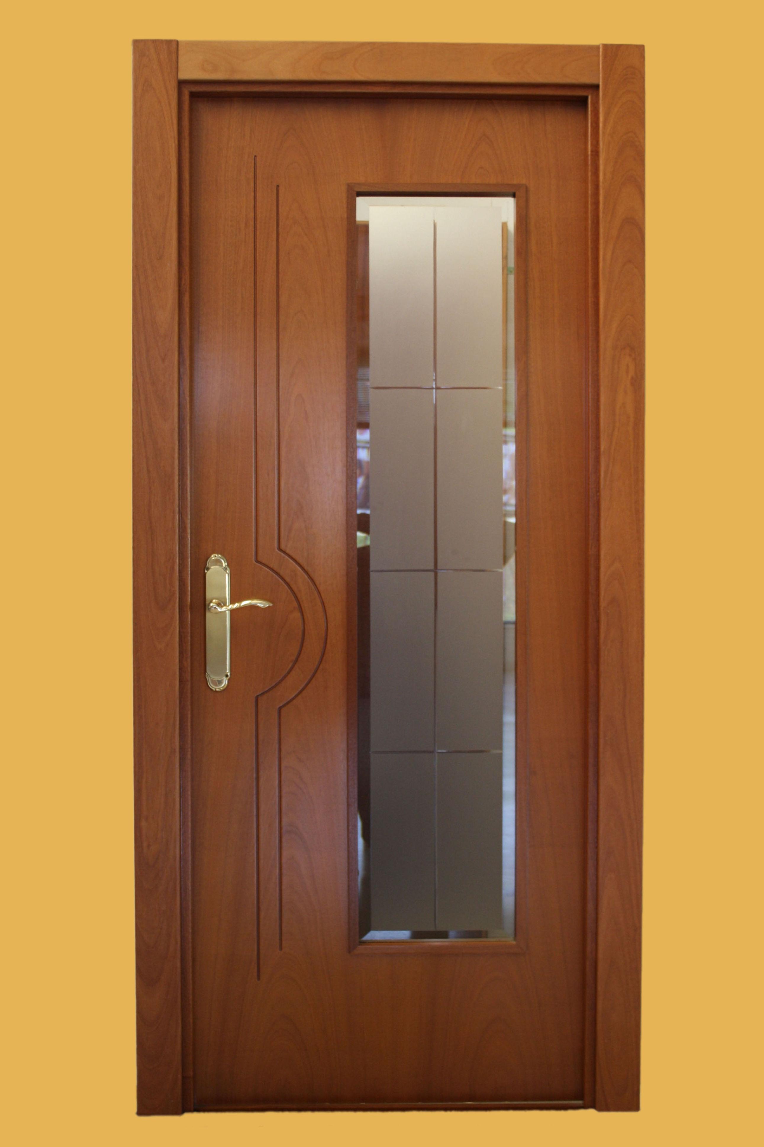 Puerta Interior Sapelly Asturias