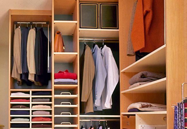 Armarios a medida en asturias dise ar el espacio de un - Disenar un armario ...