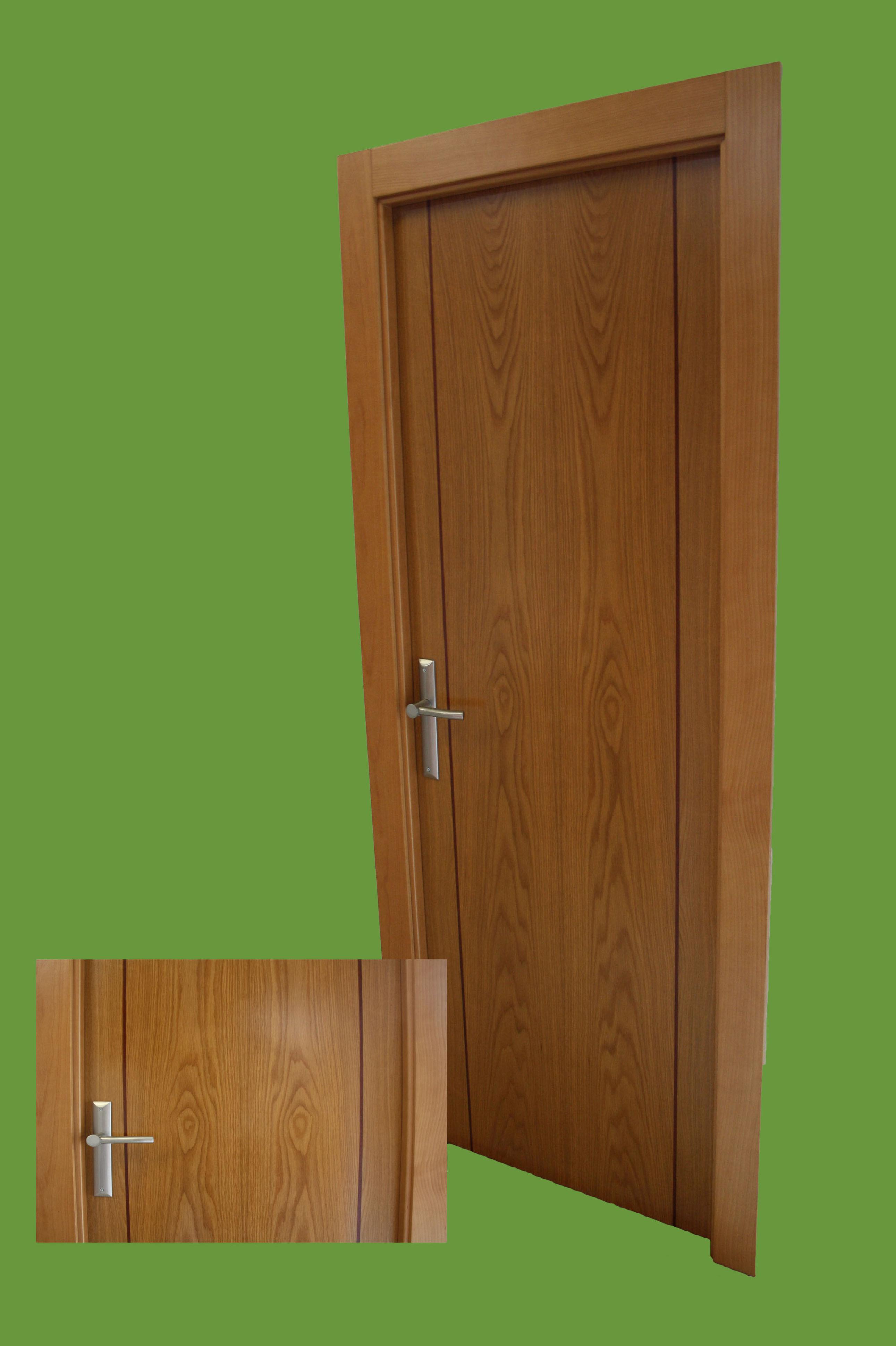 Puerta Interior Roble Asturias