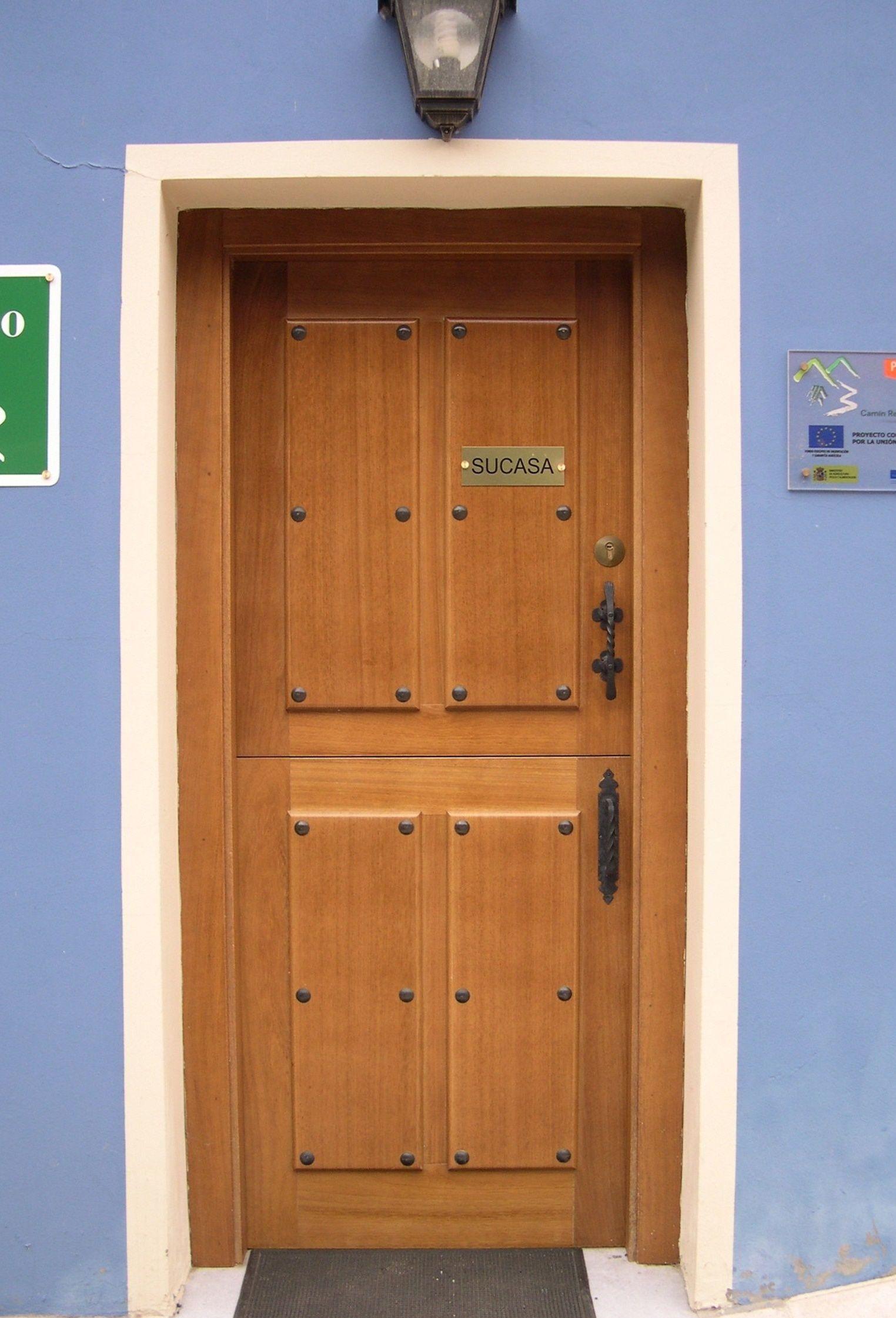 Mod cuarter n 1 cat logo de puertas y armarios videco - Puertas exterior asturias ...