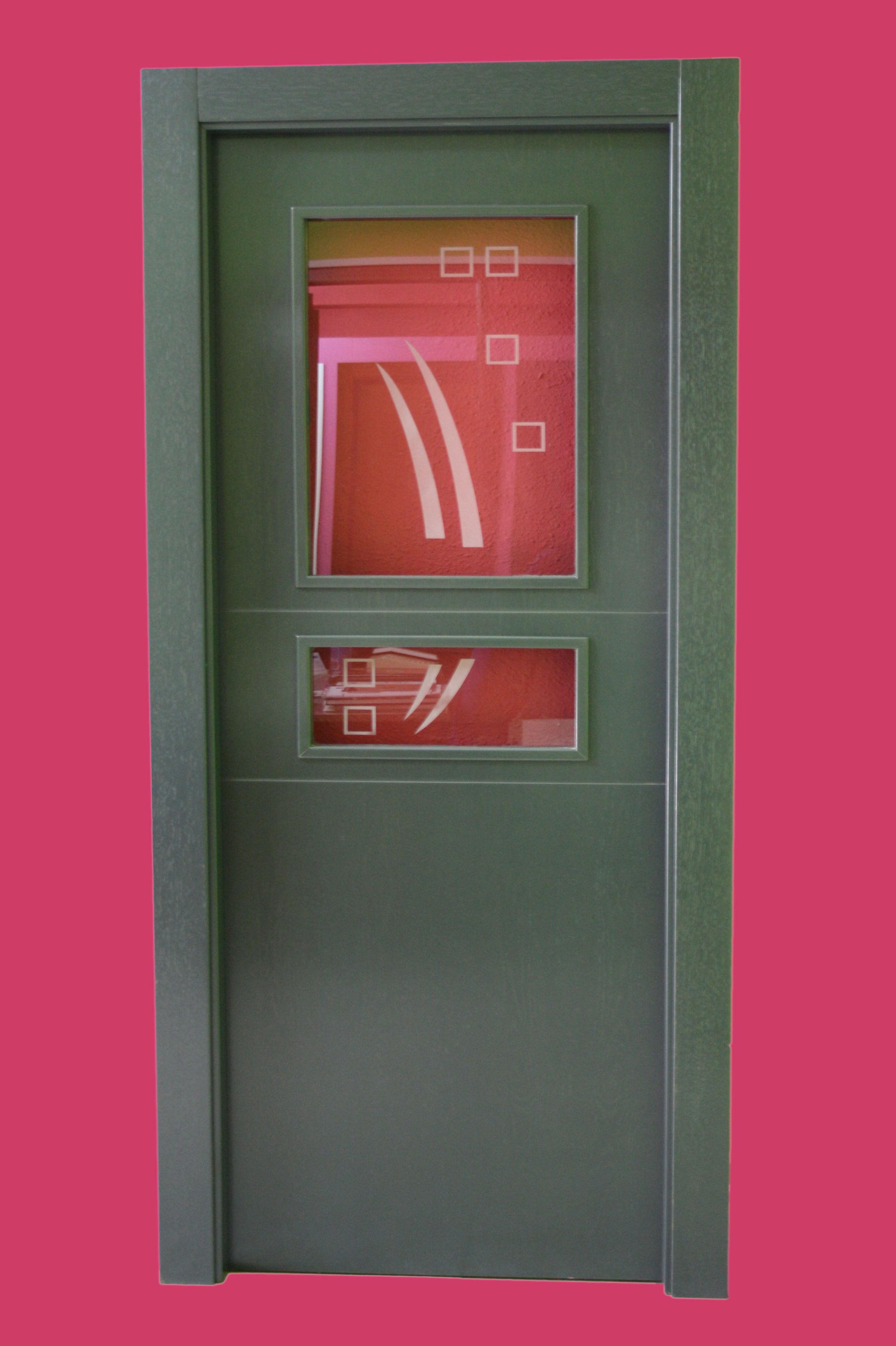 Puerta Interior Ceniza Asturias