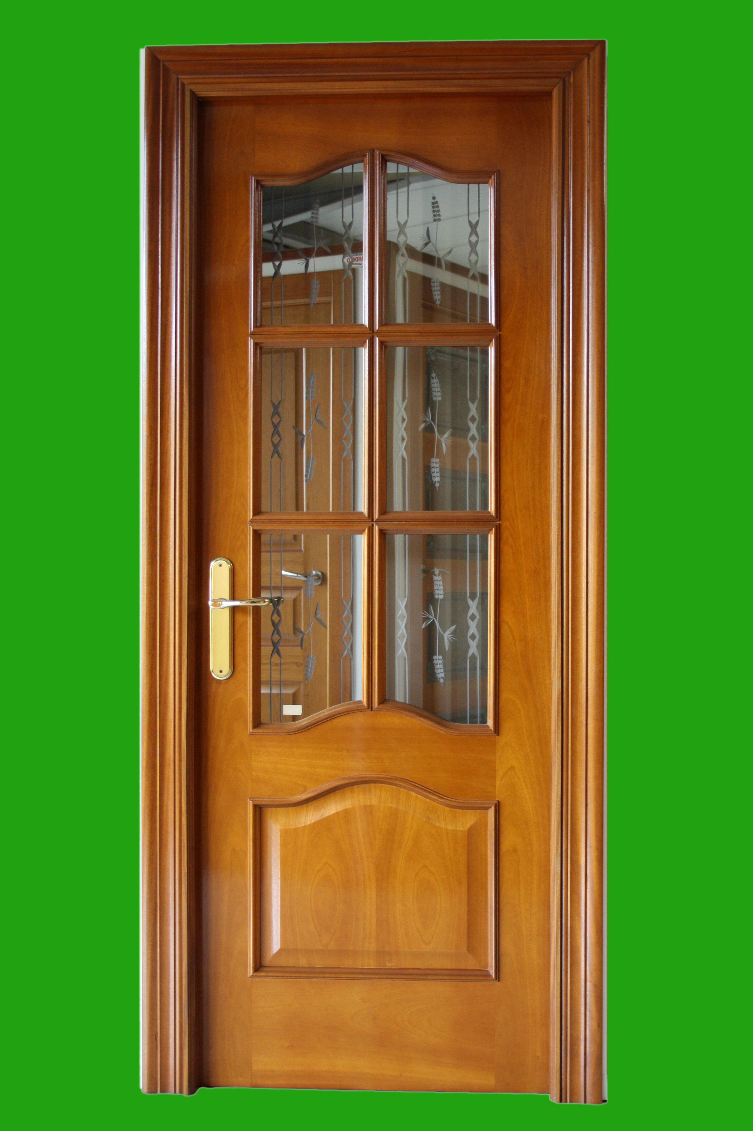 Puerta de Interior Roble Asturias