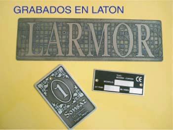 Foto 2 de Grabados en Las Ventas de Retamosa | Grabados Dalima, S.L.