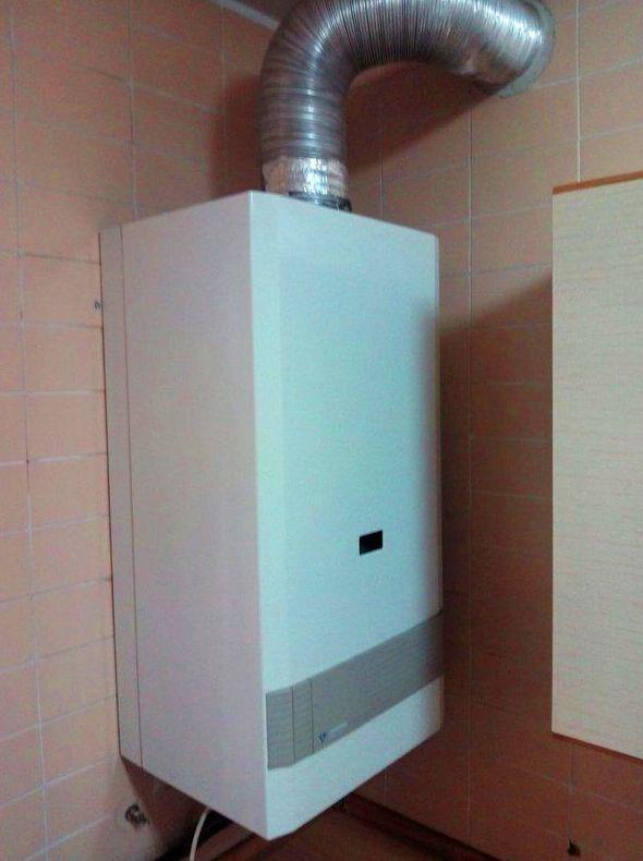 Cambie su vieja caldera por otra mas eficiente de condensacion