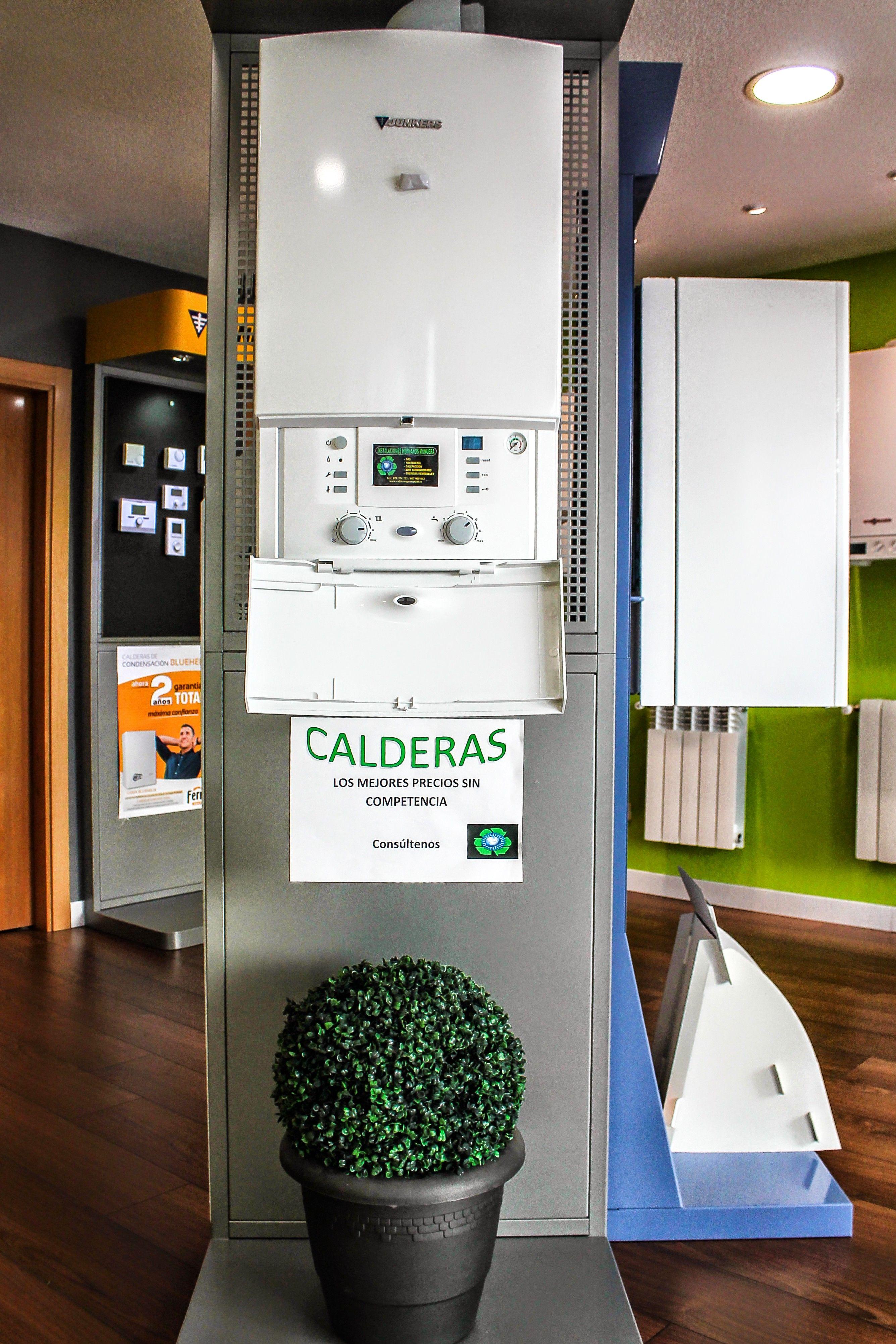 Foto 14 de Calderas en  | Instalaciones Hermanos Munuera