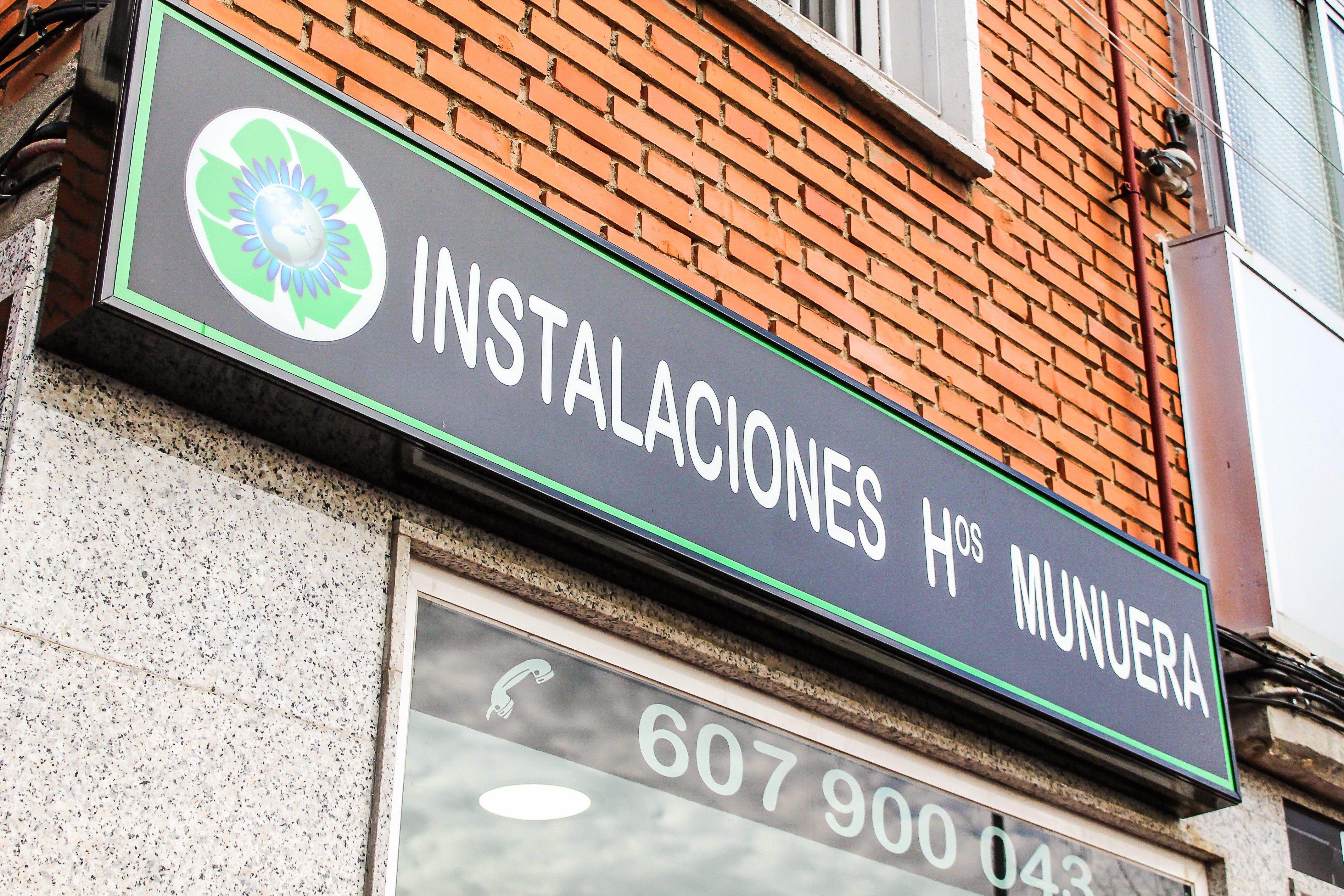 Foto 1 de Calderas en Alcalá de Henares | Instalaciones Hermanos Munuera