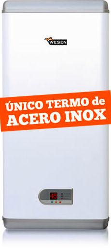 TERMOS ÚNICOS EN EL MERCADO EN ACERO INOX