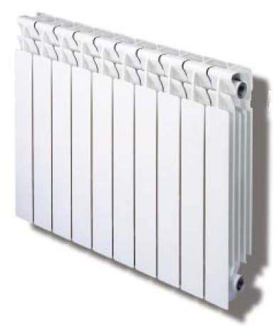 Radiador ferroli modelo xian 500 productos de instalaciones hermanos munuera - Radiador ferroli xian ...