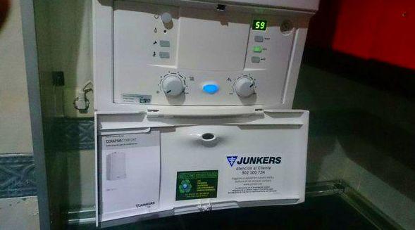 Calderas junkers precios for Calderas junkers condensacion precios
