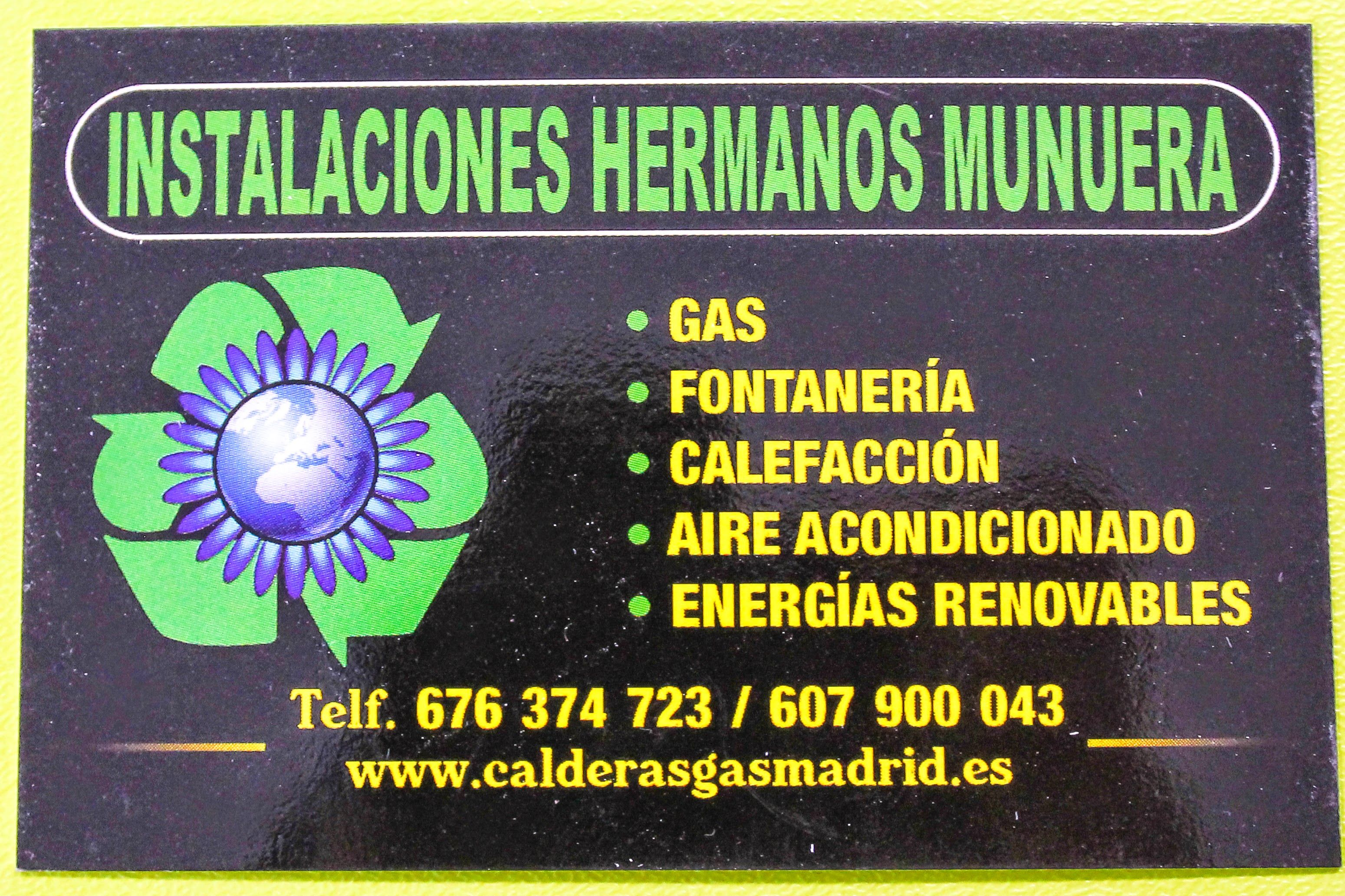 Foto 7 de Calderas en  | Instalaciones Hermanos Munuera