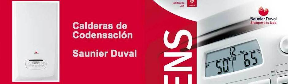 CALDERAS DE CONDENSACION SAUNIER DUVAL