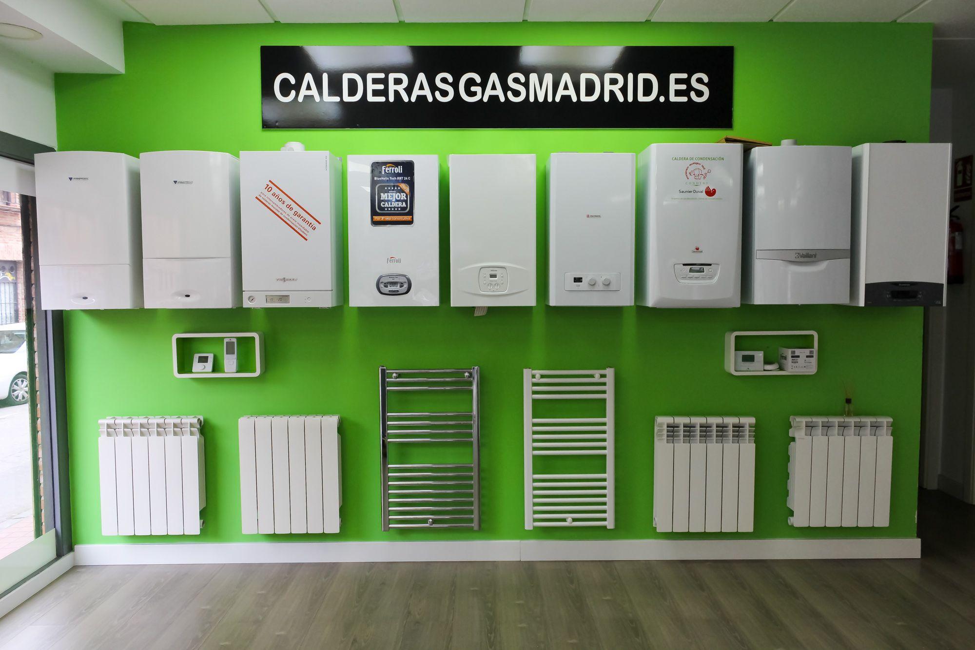 Foto 2 de Calderas en  | Instalaciones Hermanos Munuera
