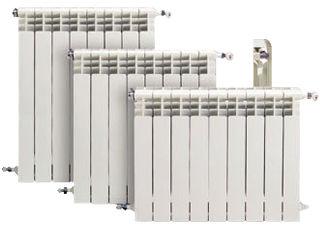 Radiador roca modelo dubal 60 productos de instalaciones for Radiadores roca modelos