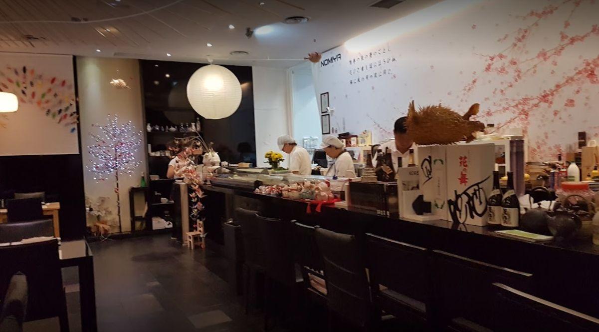 Restaurante coreano japonés en Las Palmas de Gran Canaria