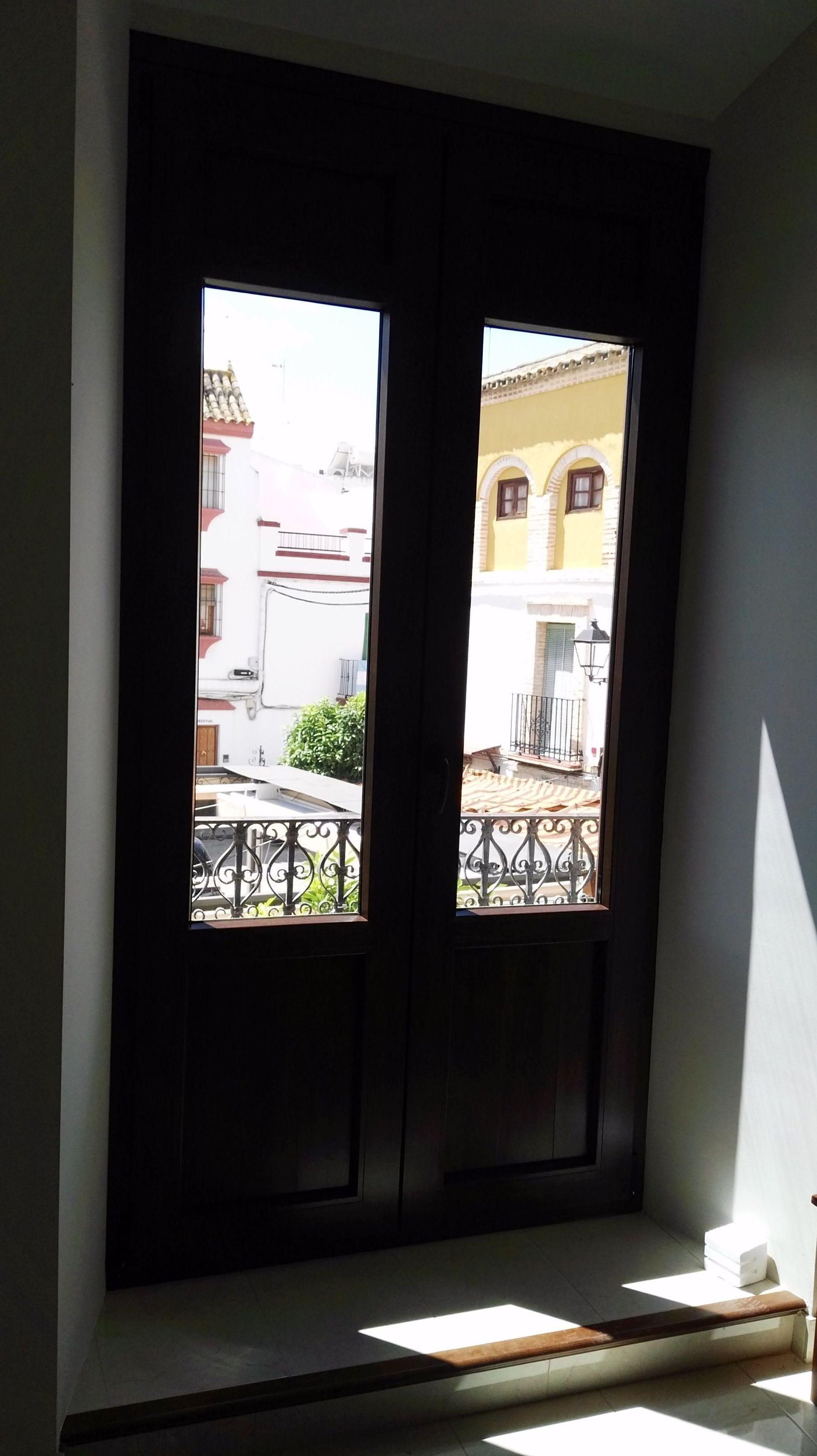 Foto 2 de Ventanas en Écija | Vecar