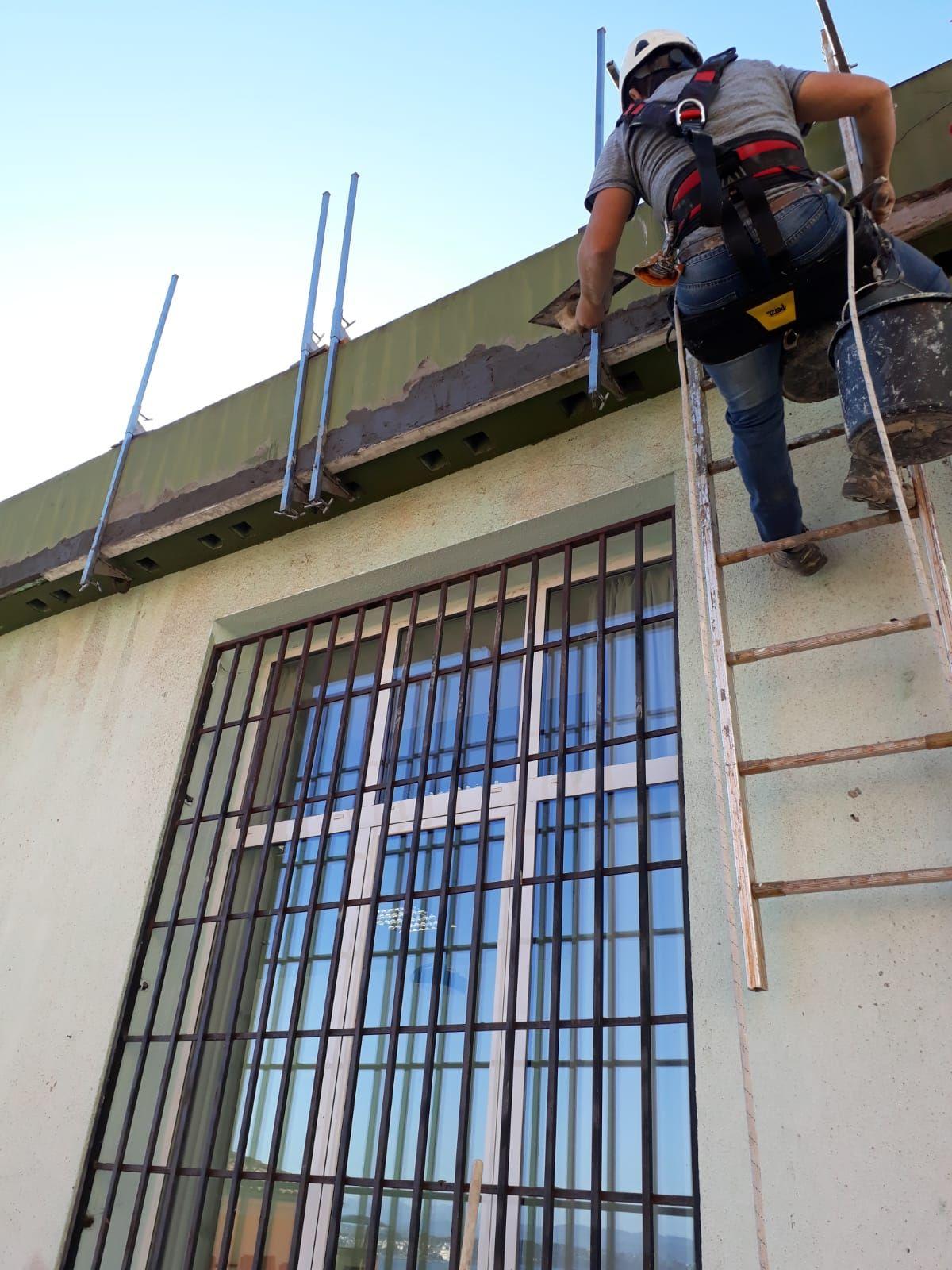 Rehabilitación integral de fachadas Santander