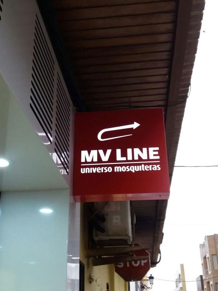 Punto de venta MV Line