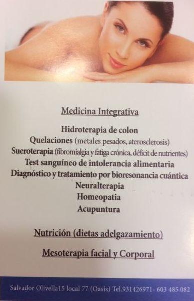 Foto 5 de Medicina estética en Barcelona    Dra. María Jesús Goñi Anzano