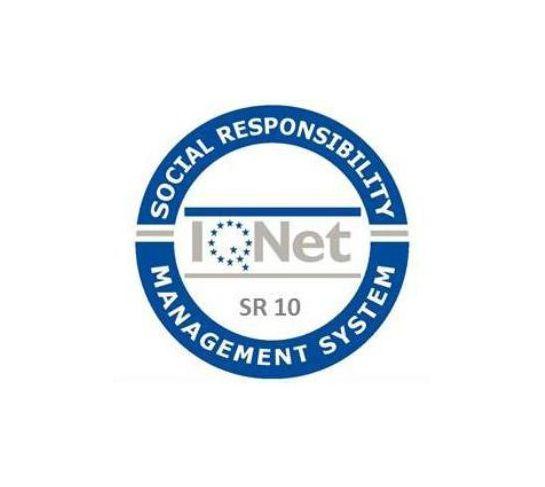 Certificado IQNet SR10