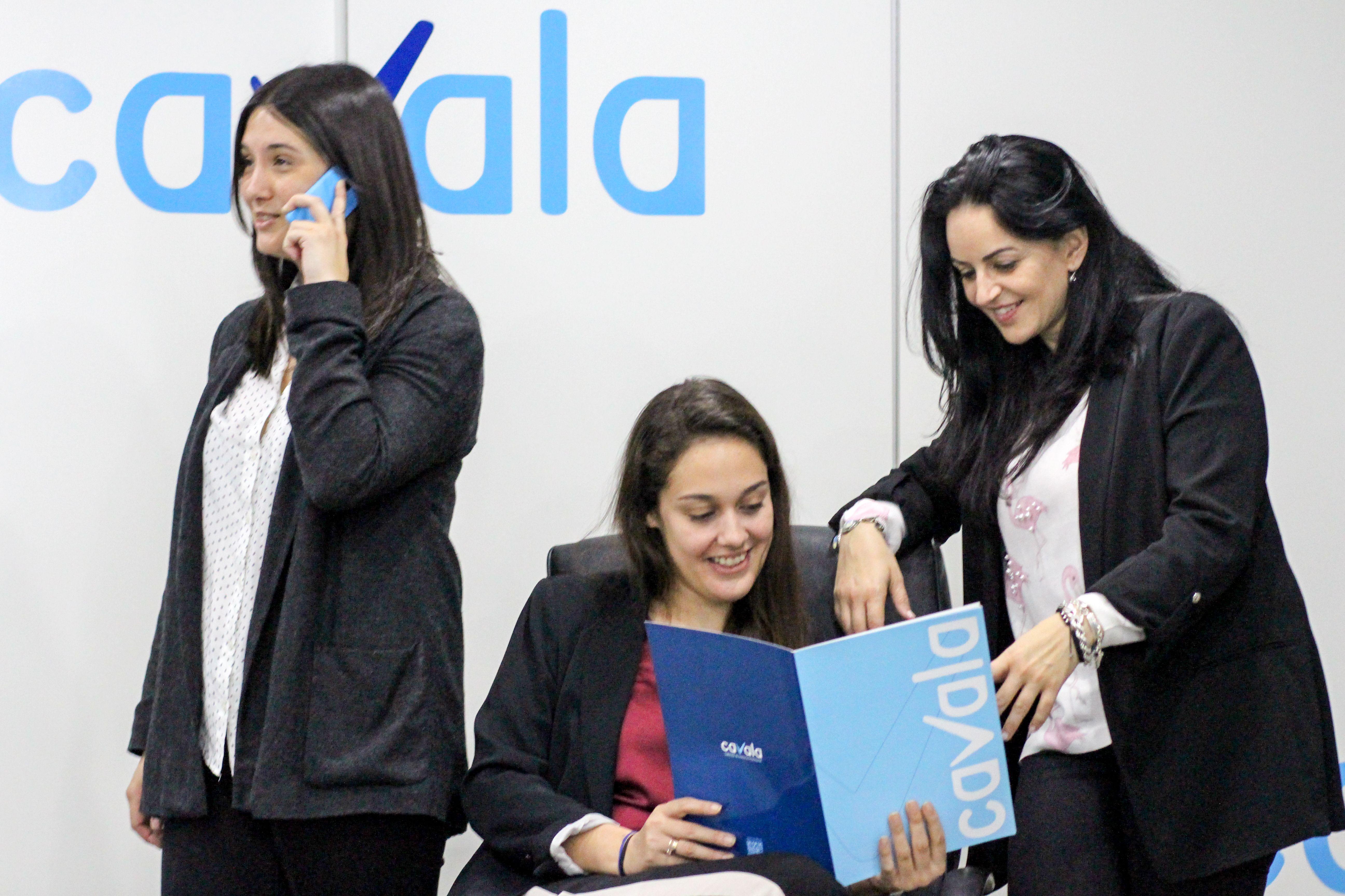 Para el certificado ISO consulta con los profesionales de Cavala