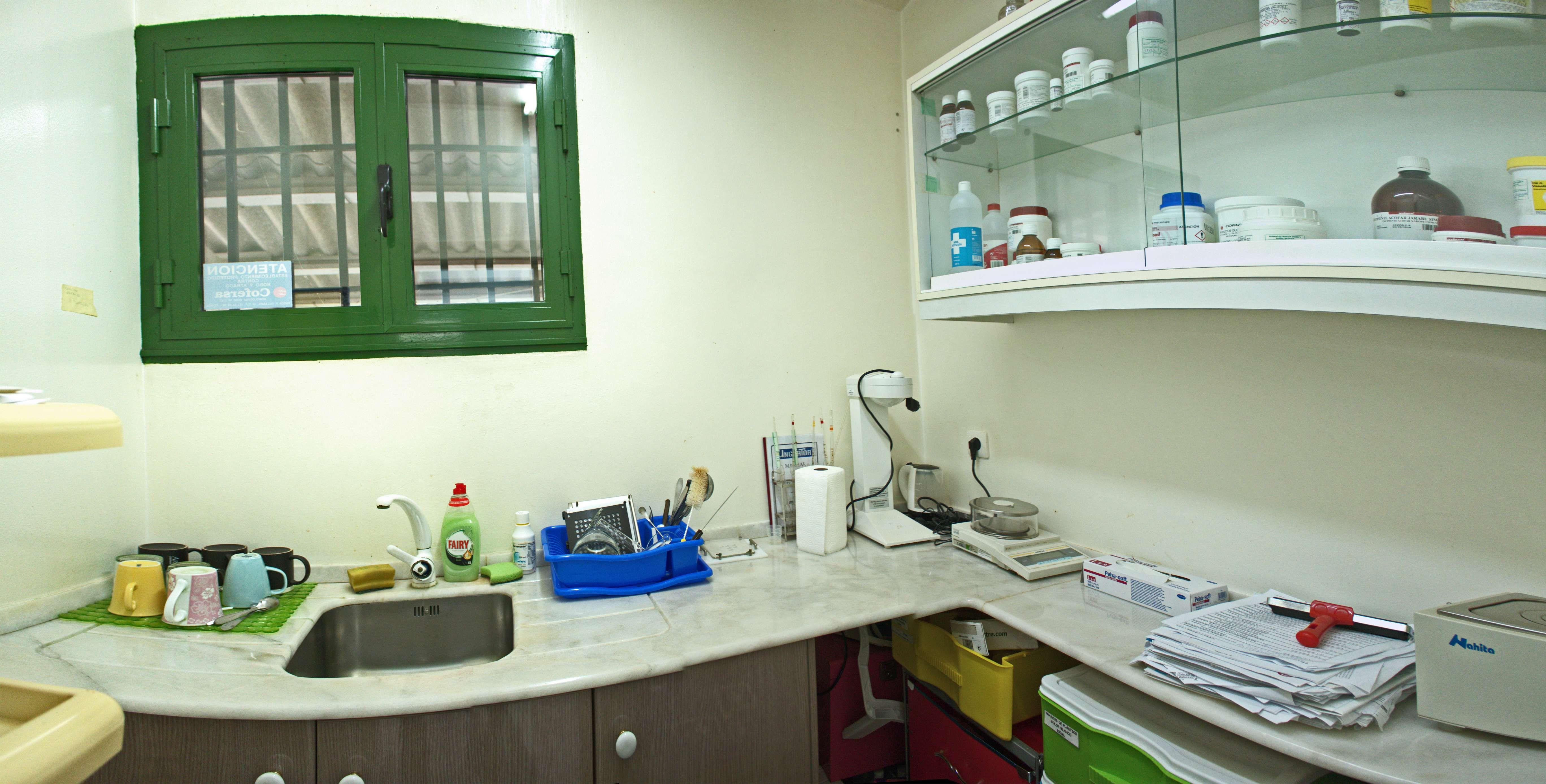 El interior de nuestra farmacia de guardia en Narón