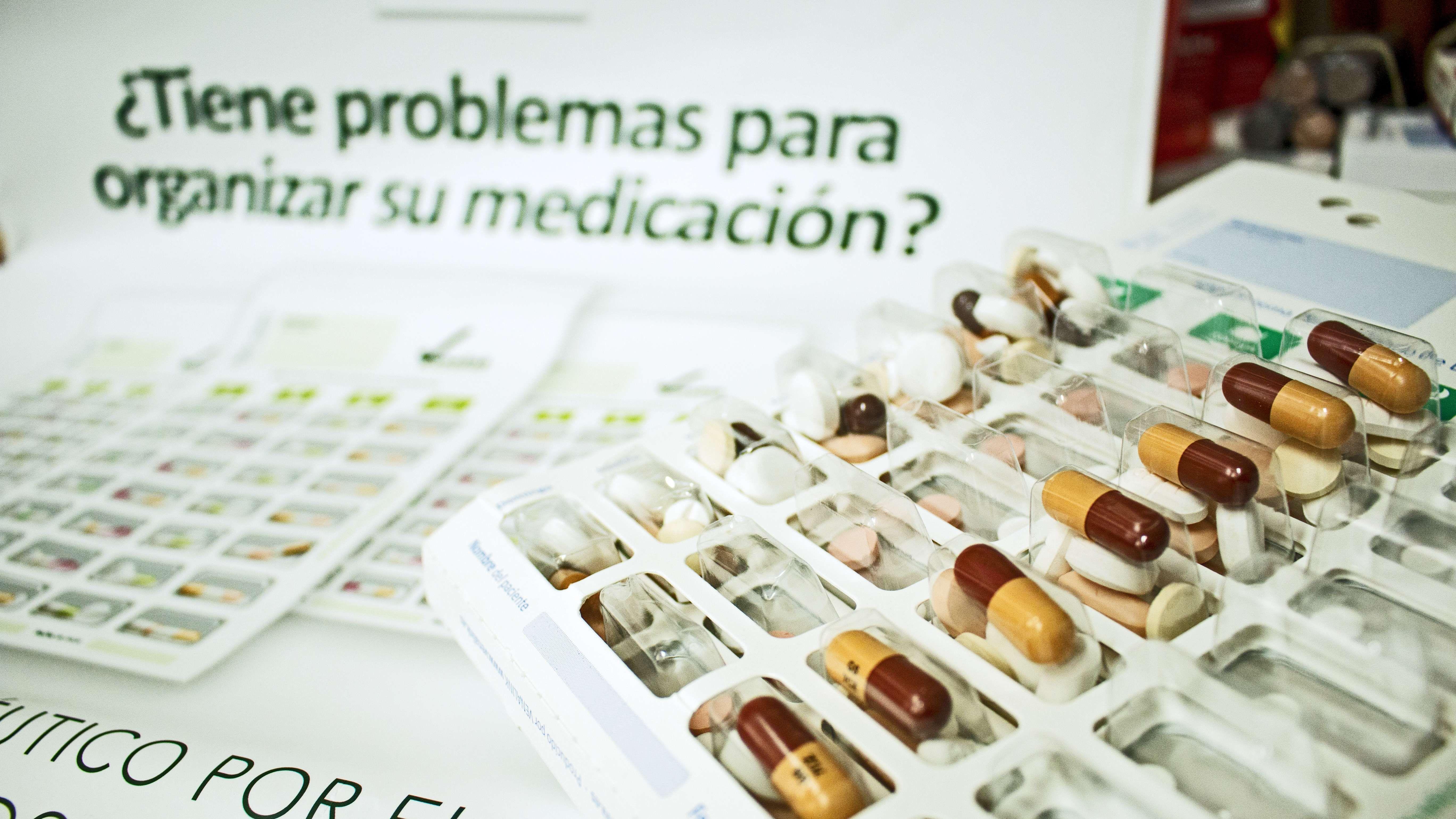 Organización de medicación en Narón