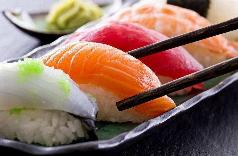 Sushi en Barcelona