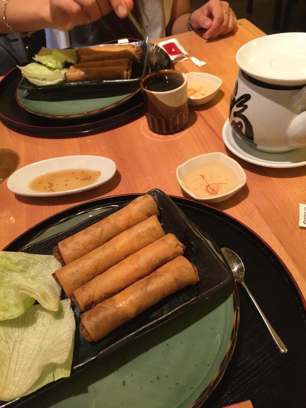 Restaurante japonés Tokyo To, cocina japonesa respetando su tradición y sus productos