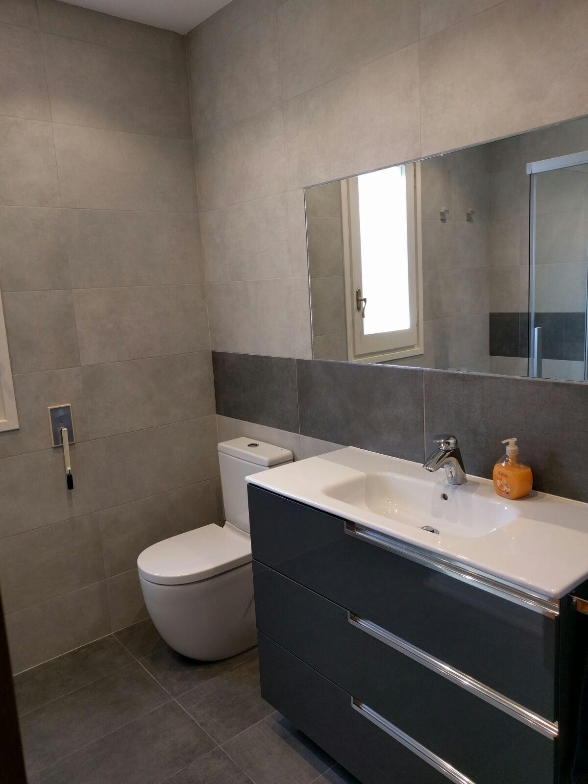 Reforma de baños en Tarragona