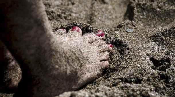 Cuidado de los pies en verano