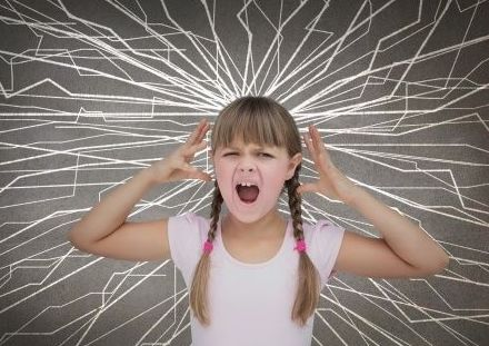 Baja tolerancia a la frustración en niños con TDAH