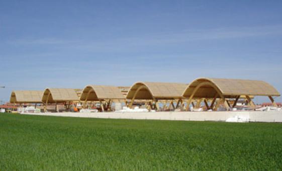 Estructuras complejas de madera