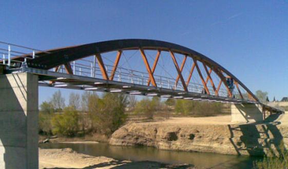 Estructuras para puentes