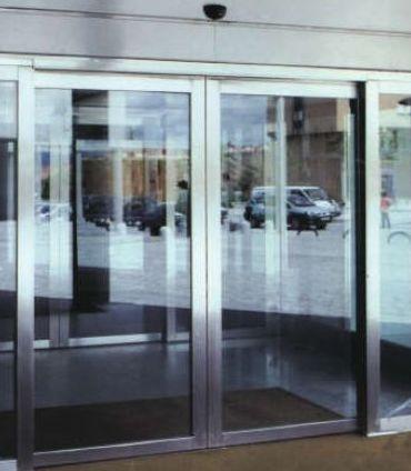 Puertas automáticas