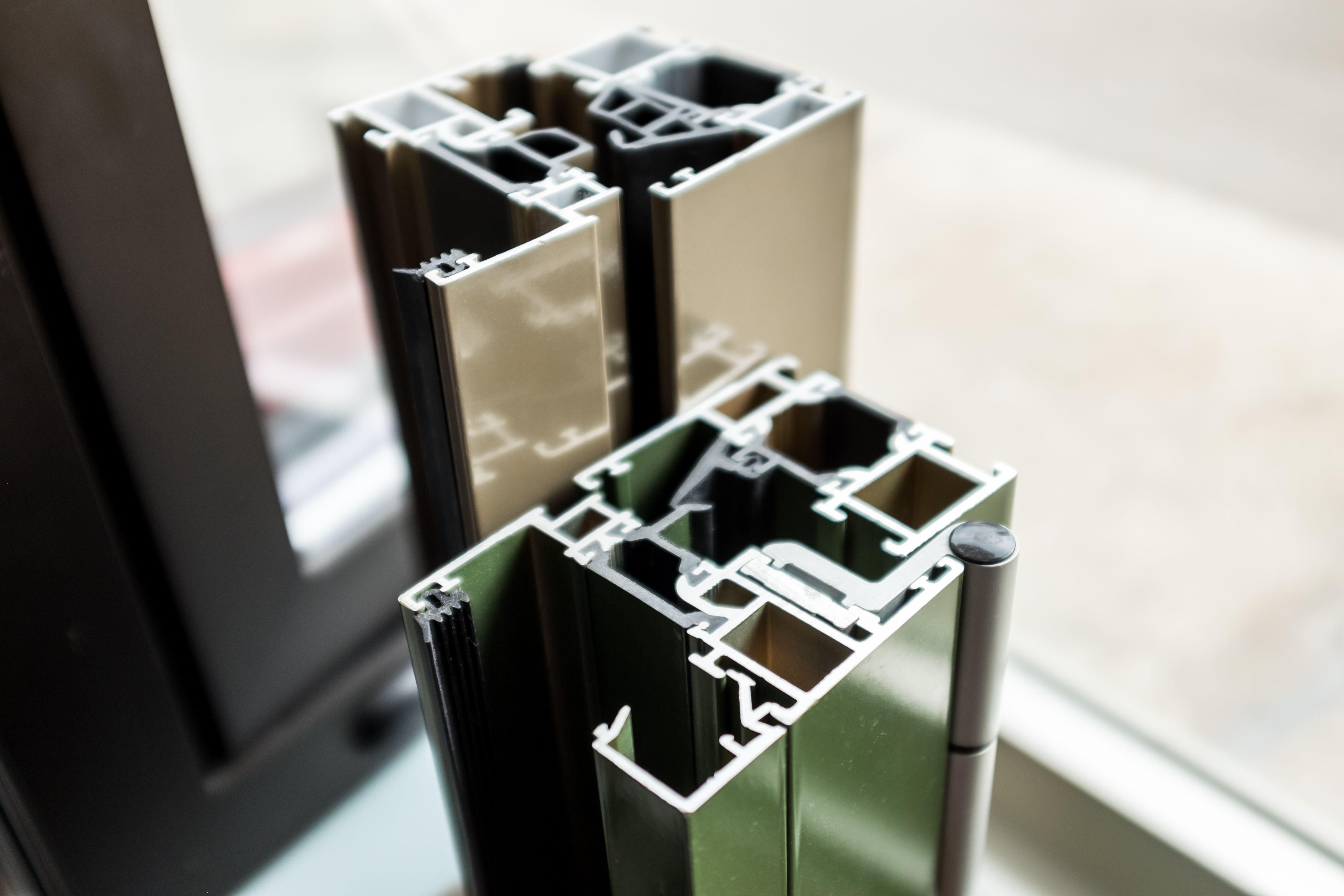 Trabajos en carpintería de aluminio y pvc
