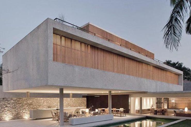 Proyecto de vivienda minimalista  Cuenca