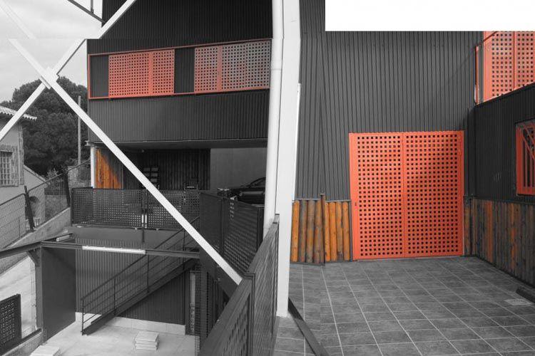 Vivienda industrializada y modular en Cuenca