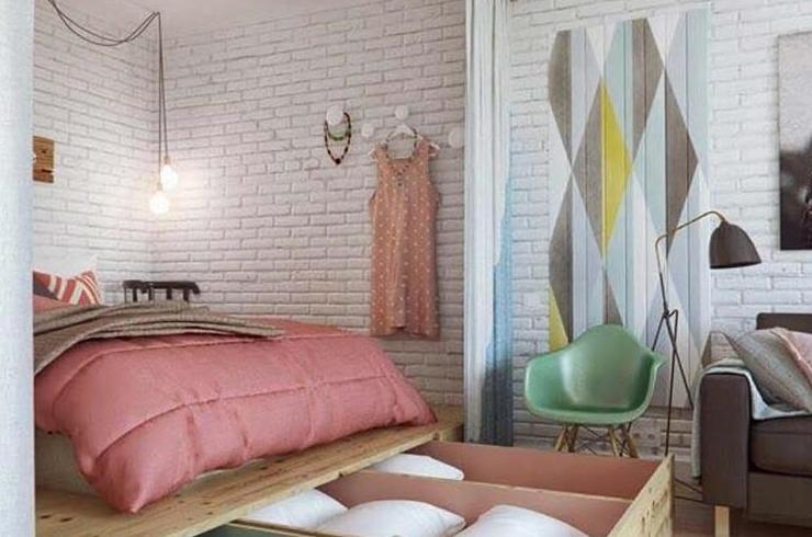 Diseño de habitación  Cuenca