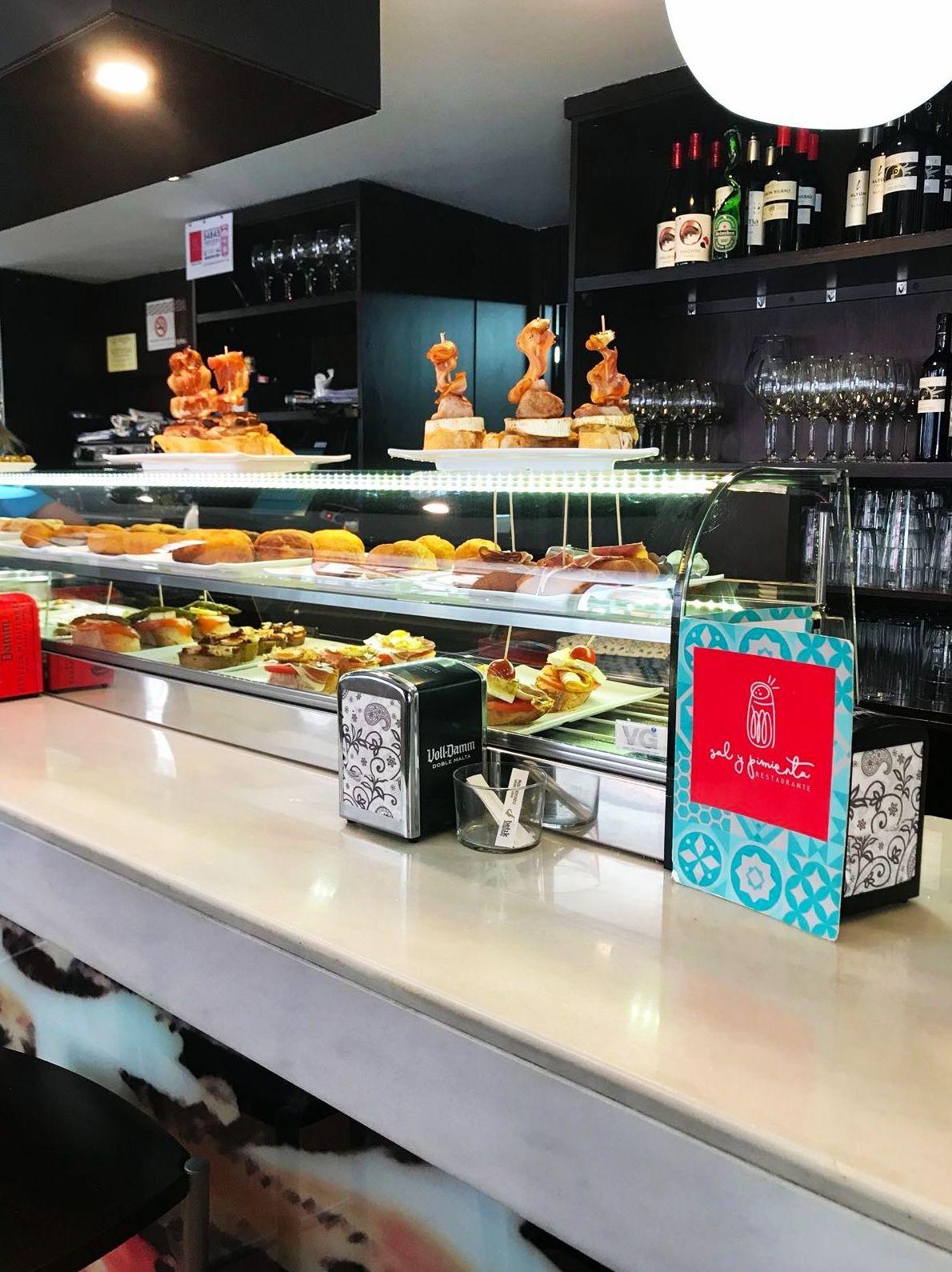 Foto 16 de Cocina aragonesa en Huesca   Restaurante Sal y Pimienta