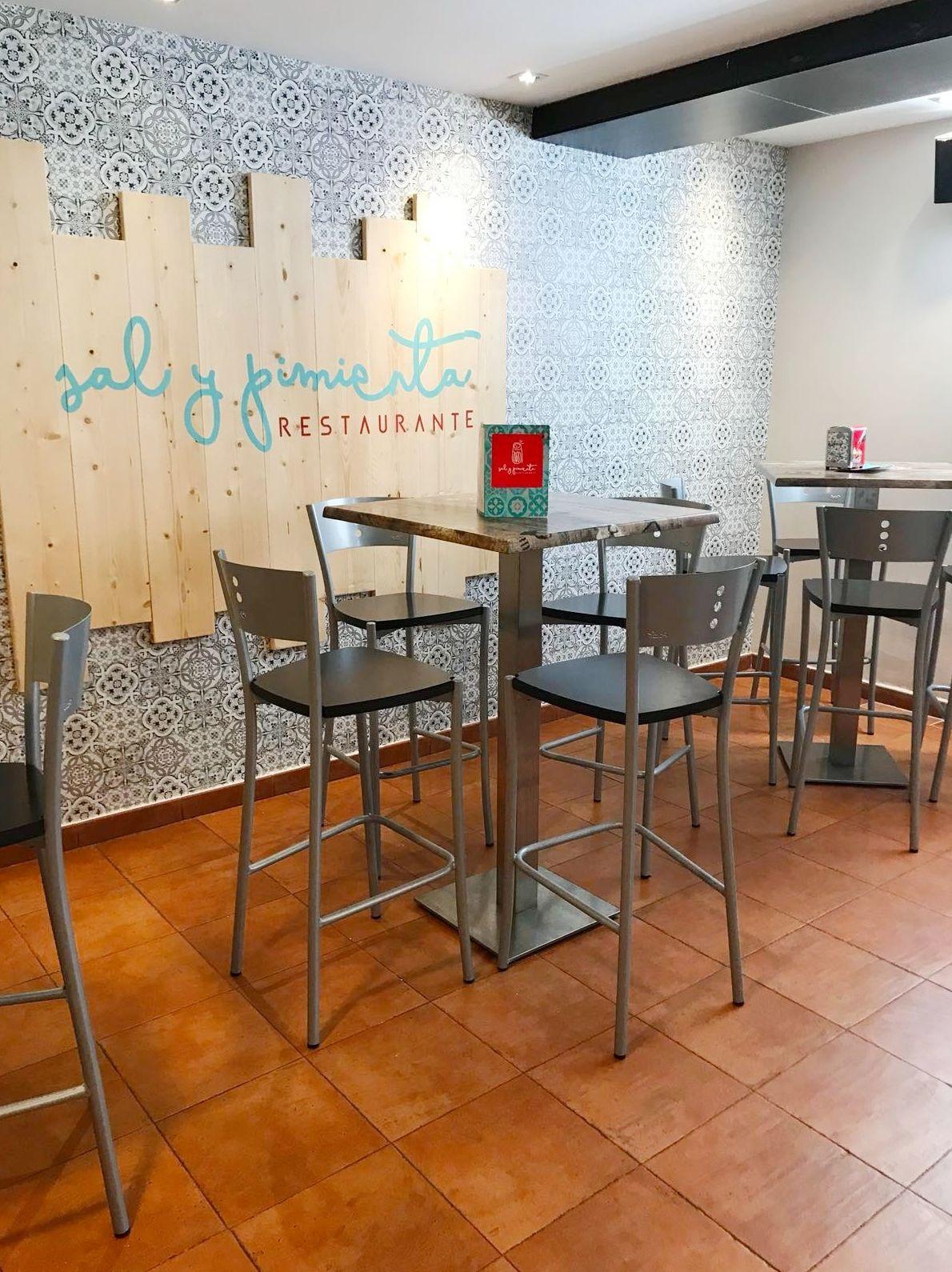Foto 5 de Cocina aragonesa en Huesca | Restaurante Sal y Pimienta