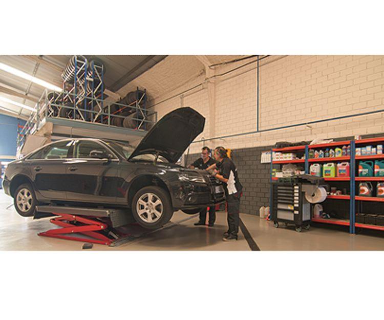 Reparación de vehículos de todas las marcas