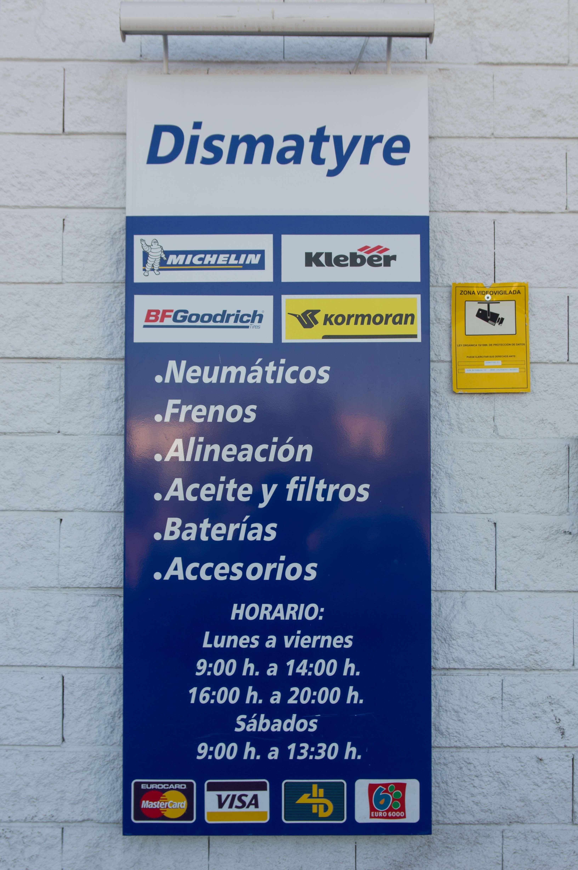 Cambio de neumáticos y reparaciones de mecánica en Valdemoro