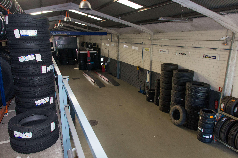 Venta de neumáticos en Valdemoro para todo tipo de vehículos