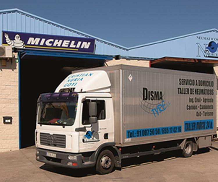 Distribuidor de Michelin