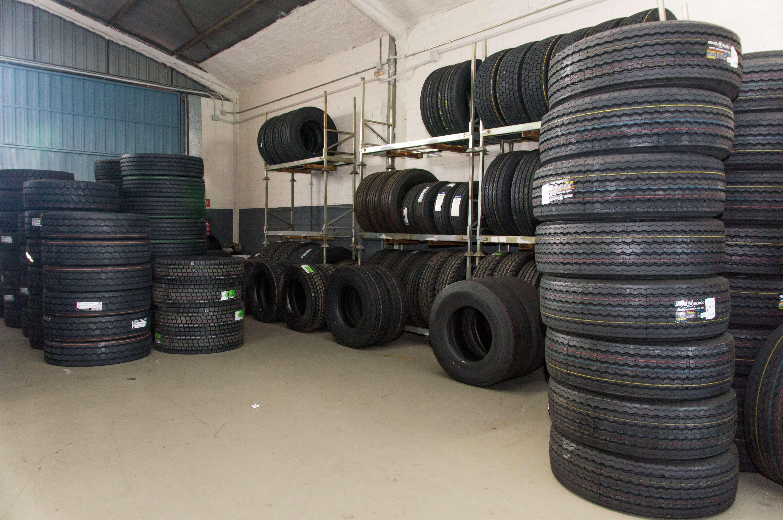 Neumáticos de todas las medidas en Valdemoro