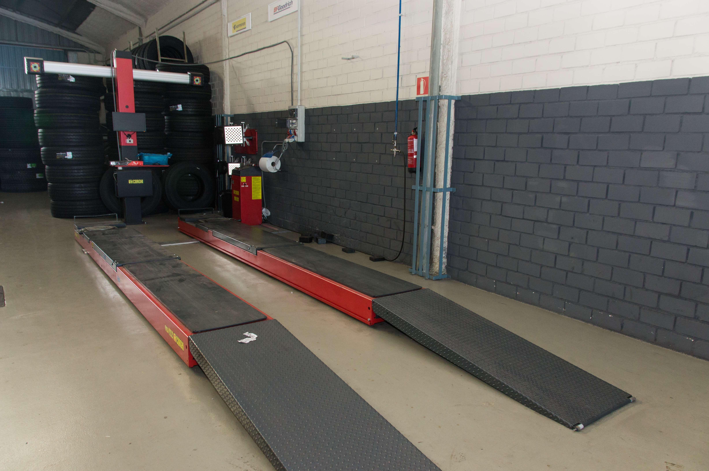 Revisión y cambio de neumáticos baratos en Valdemoro