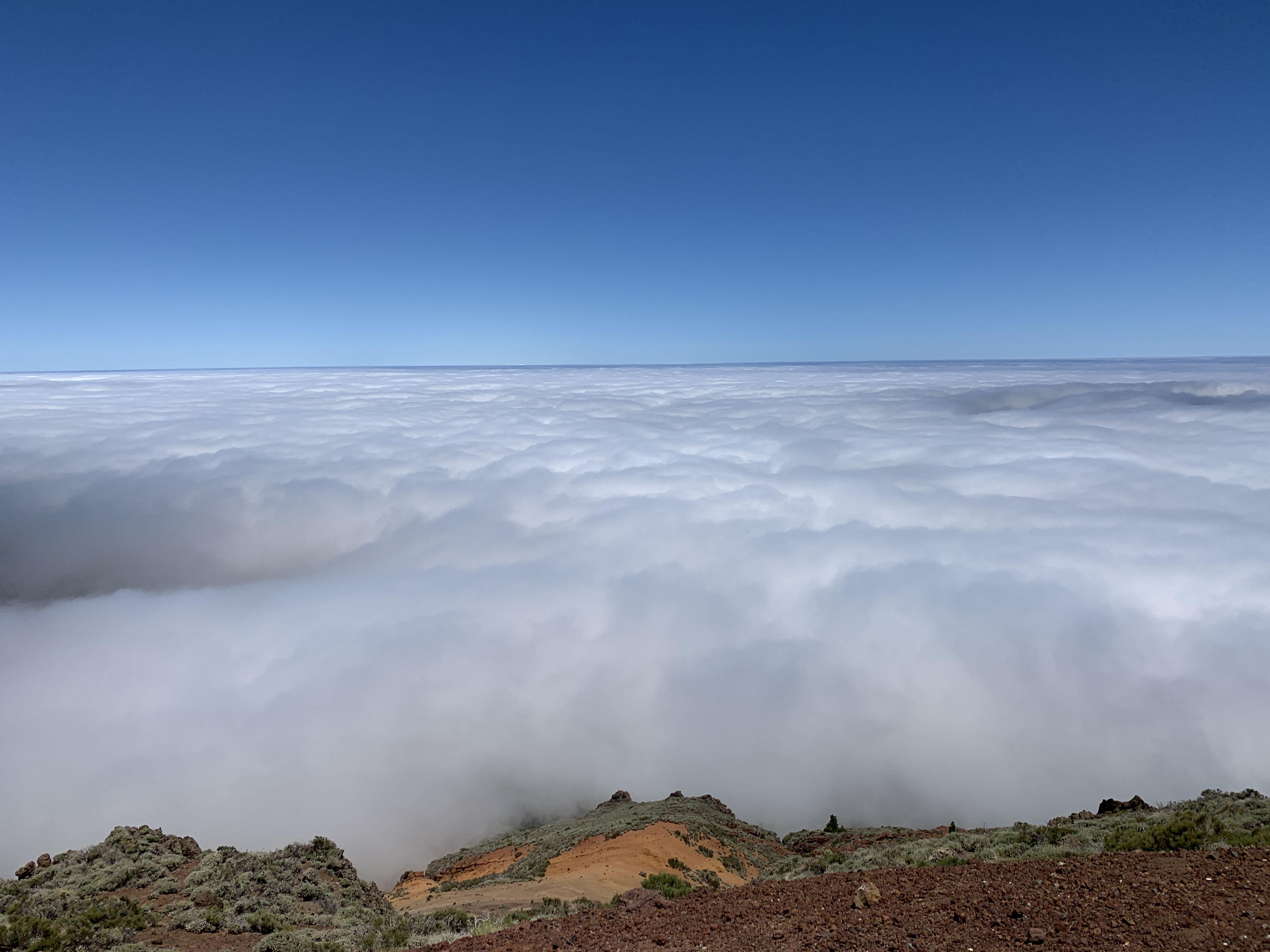 Lunar landscapes in Tenerife