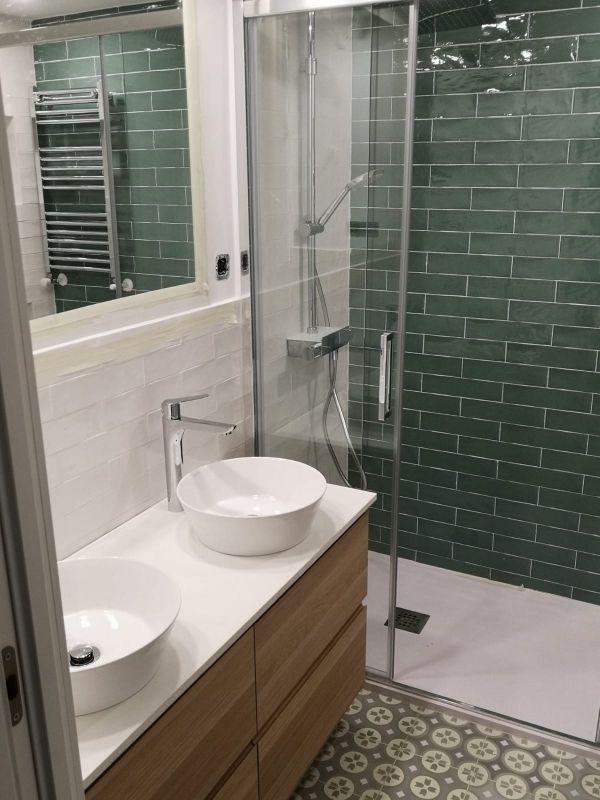 Reforma de baños en Valdemoro