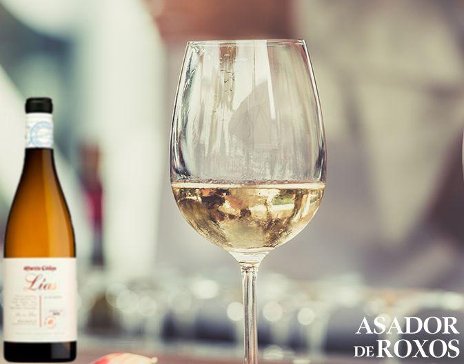 Vinos Blancos: Hotel Restaurante de Hotel Restaurante Asador de Roxos